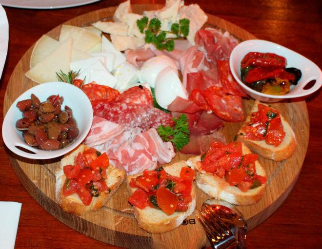 Antipasti Stile Italiano